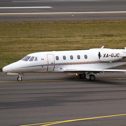 Citation III Airlink ambulance