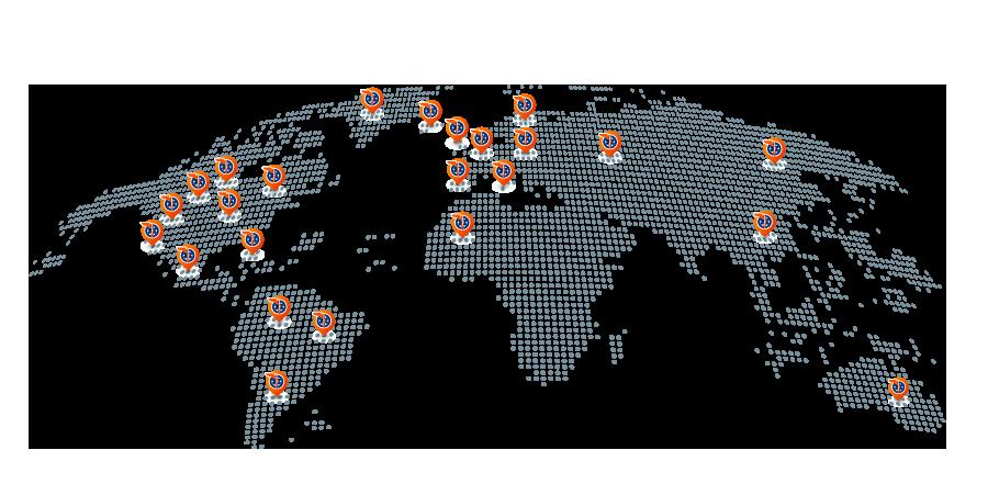 Airlink worldwide