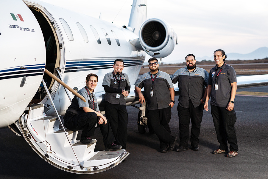 team airlink air ambulance